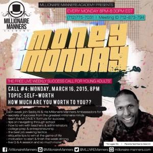 MONEY Monday Call #4