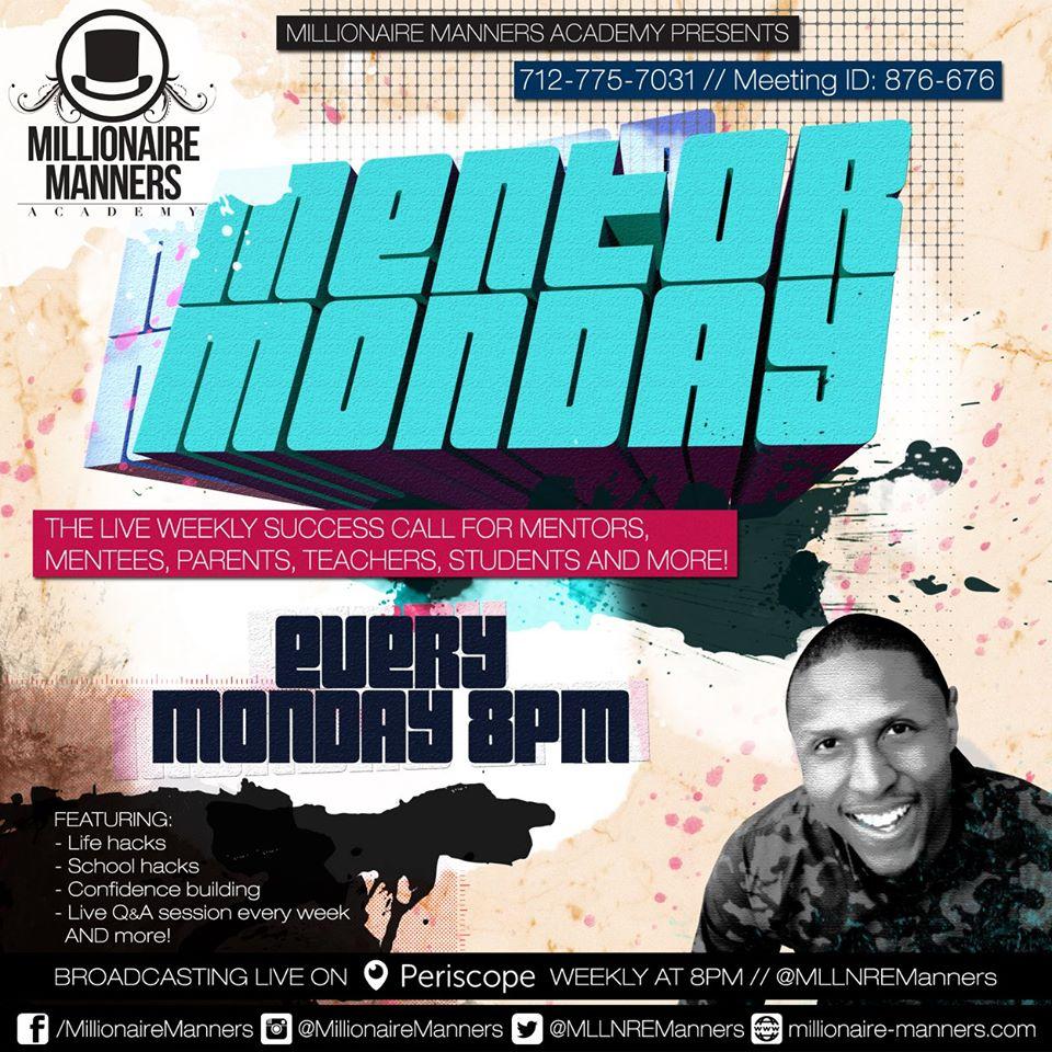 Mentor Monday