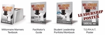 The Millionaire Manners Curriculum is Here!
